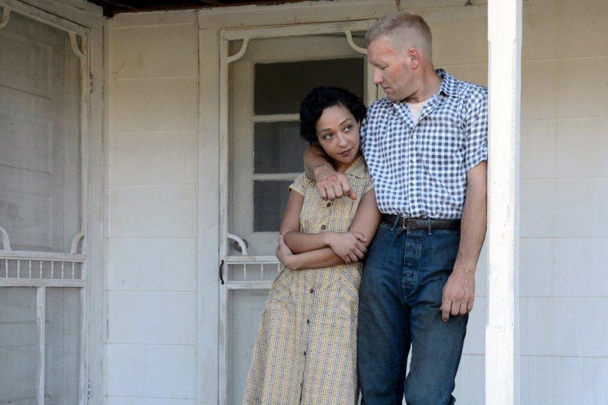 Кадр из фильма «Лавинг»