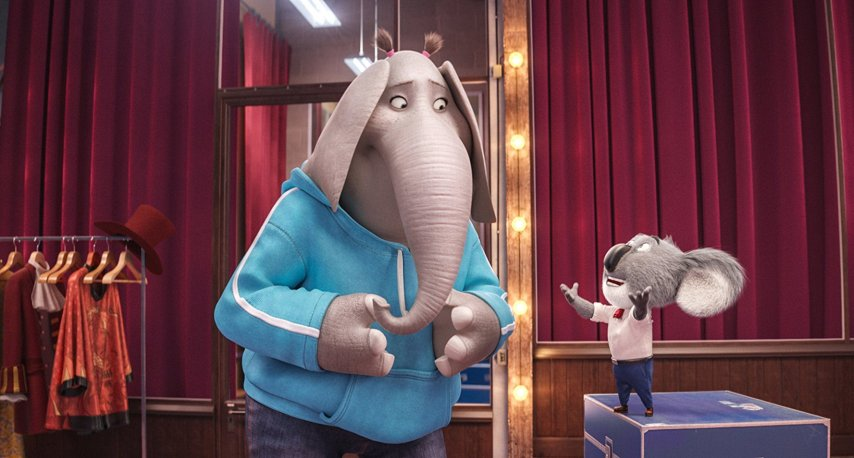 Кадр из фильма Зверопой