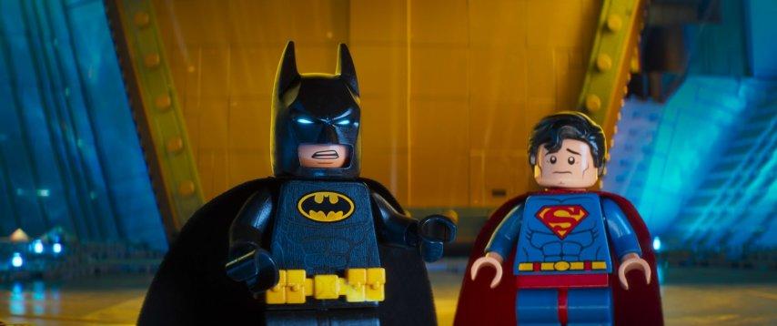 Кадр из фильма «Лего Фильм: Бэтмен»