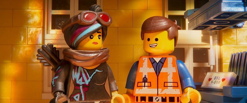 Кадр из фильма «Лего Фильм 2»