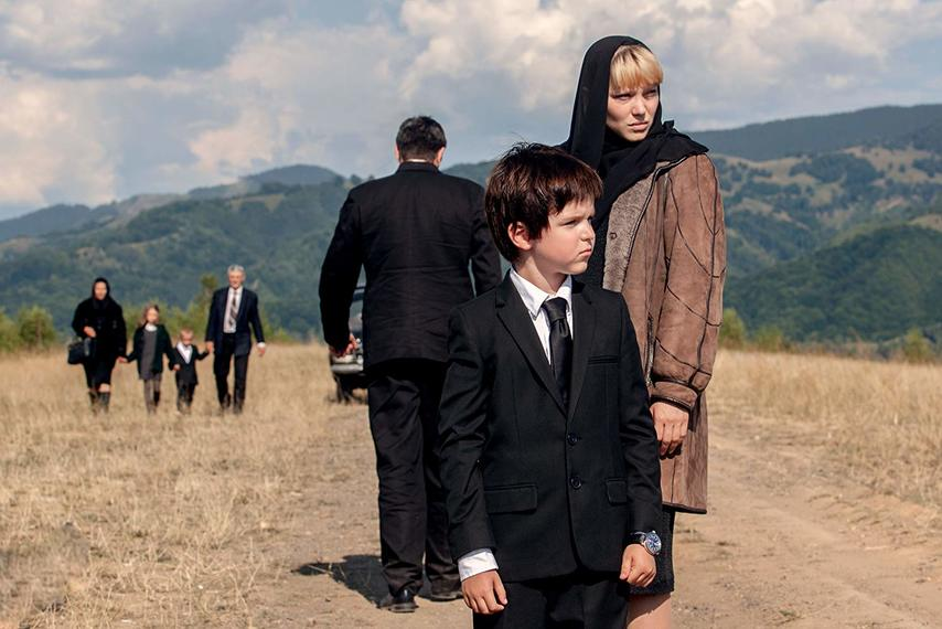 Кадр из фильма «Курск»