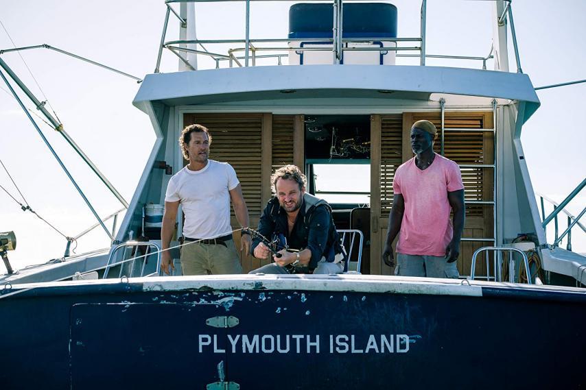 Кадр из фильма «Море соблазна»