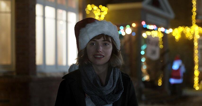 Кадр из фильма «Черное Рождество»