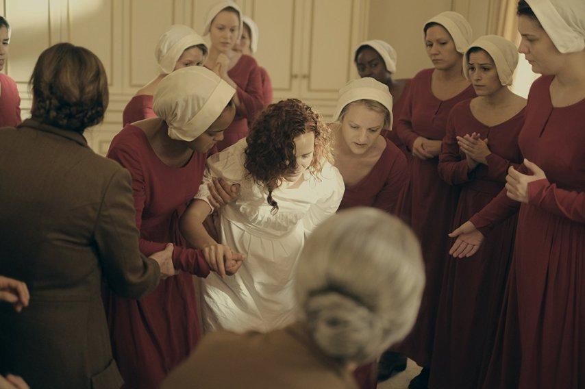 Кадр из сериала «Рассказ служанки»