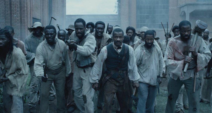 Кадр из фильма «Рождение нации»