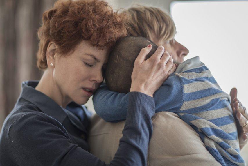 Кадр из фильма «Лев»