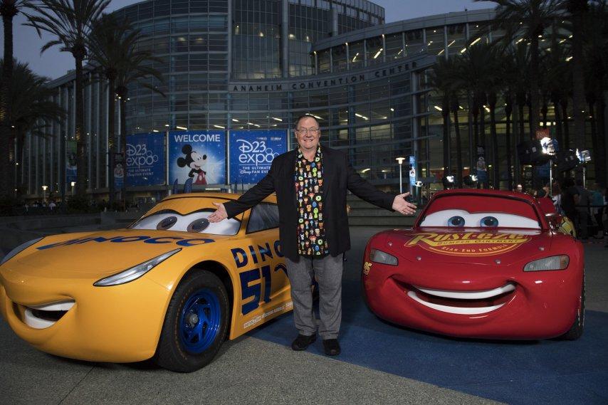 Лассетер. Фото с сайта imdb.com
