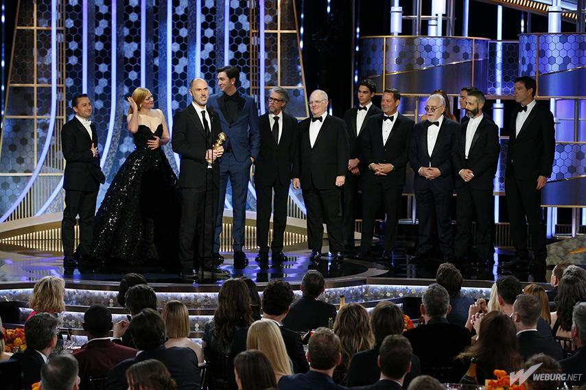 Создатели «Наследников». Фото с сайта imdb.com