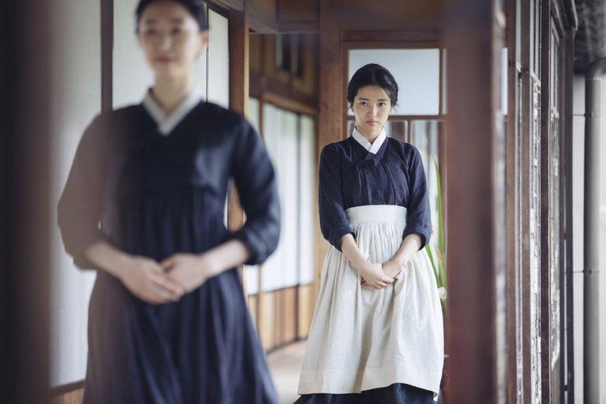Кадр из фильма «Служанка»