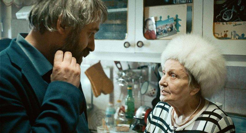 Кадр из фильма «Сьераневада»