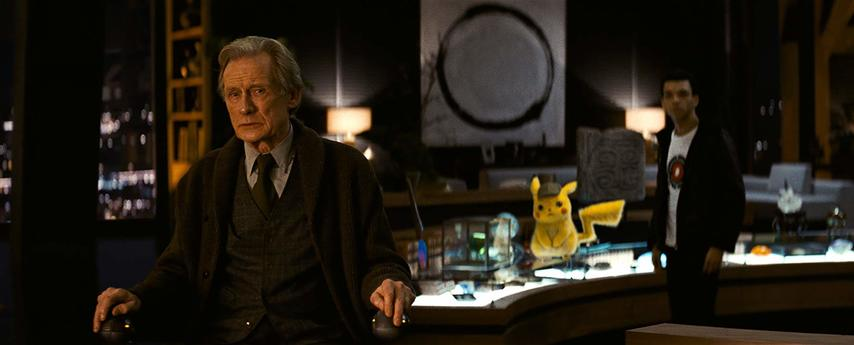 Кадр из фильма «Детектив Пикачу»