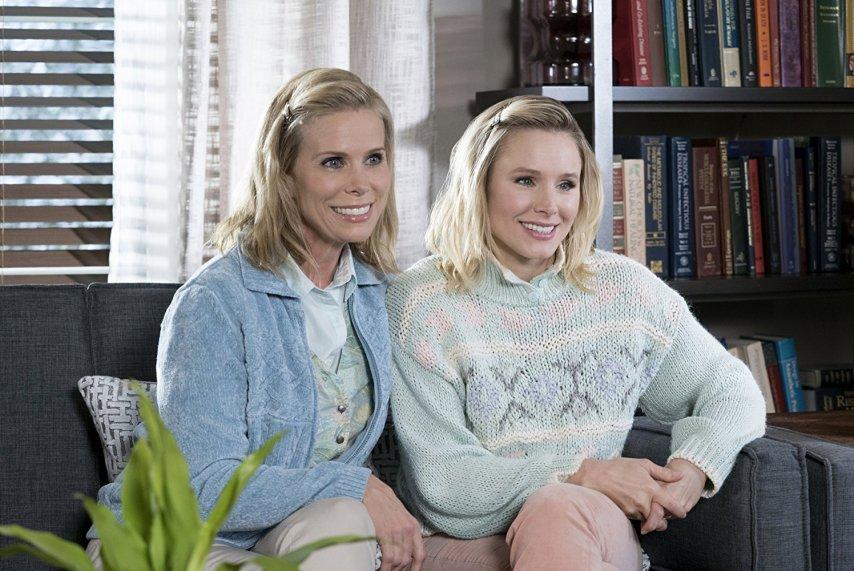 Кадр из фильма «Очень плохие мамочки 2»
