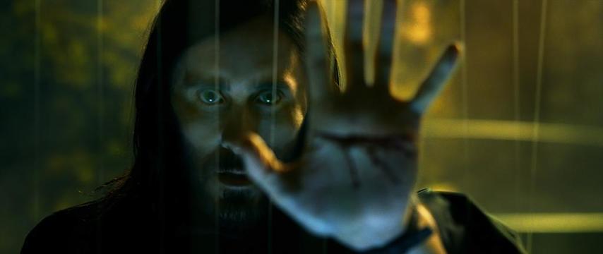 Кадр из фильма «Морбиус»