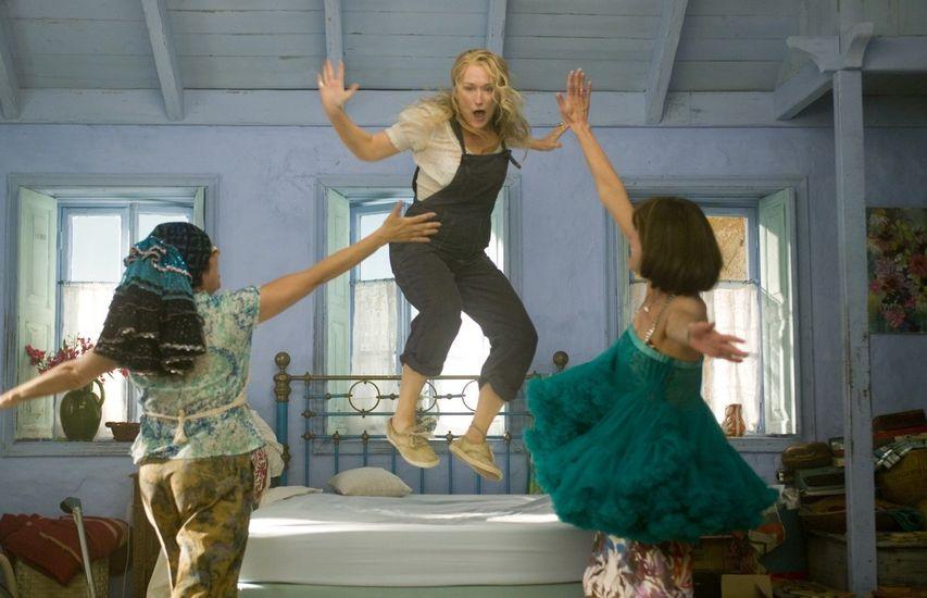 Кадр из фильма «Мамма MIA!»