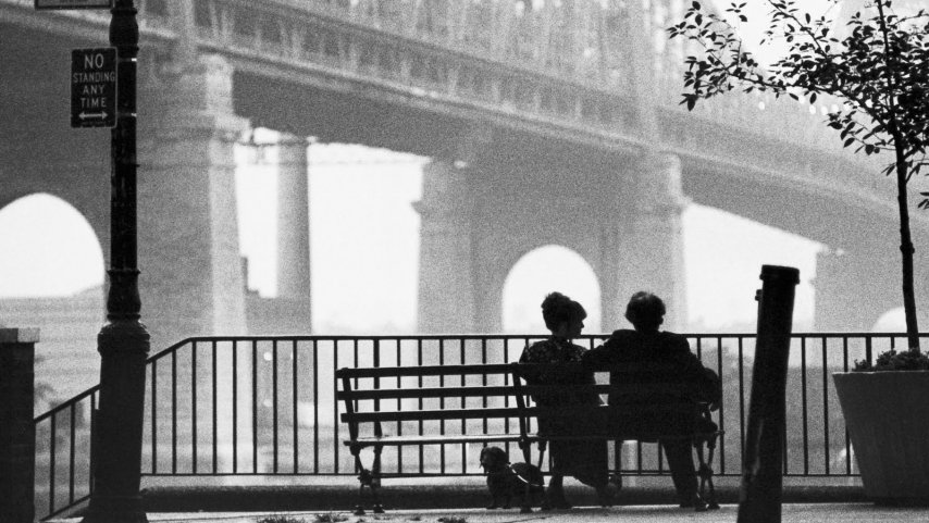 Кадр из фильма «Манхэттен»