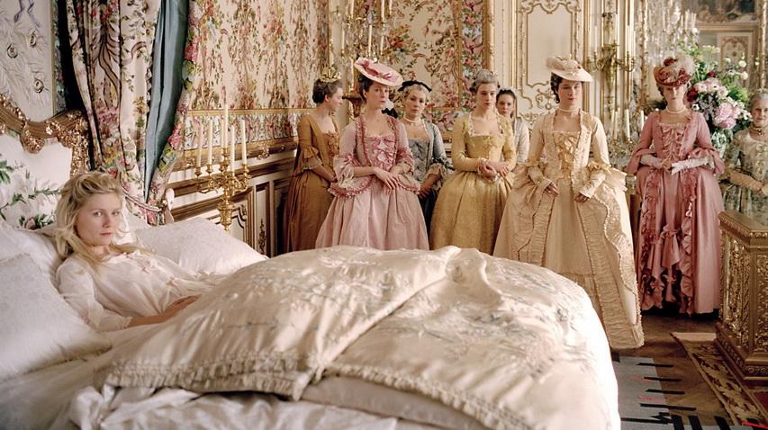Кадр из фильма «Мария-Антуанетта»