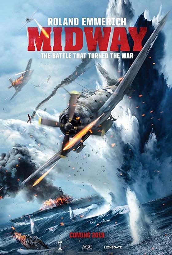 Постер фильма «Мидуэй»
