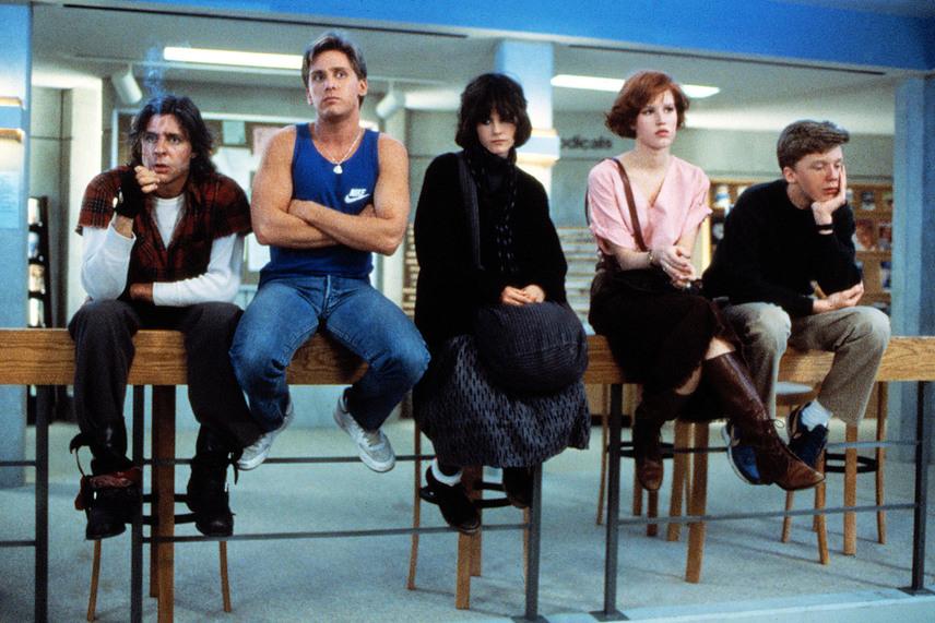 Кадр из фильма «Клуб Завтрак»