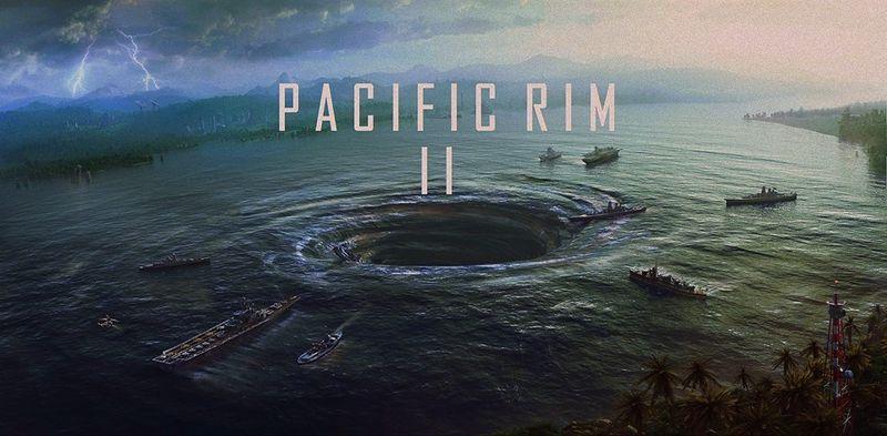 Тизер-постер фильма «Тихоокеанский рубеж»