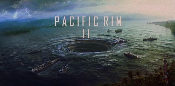 Постер фильма «Тихоокеанский рубеж-2»