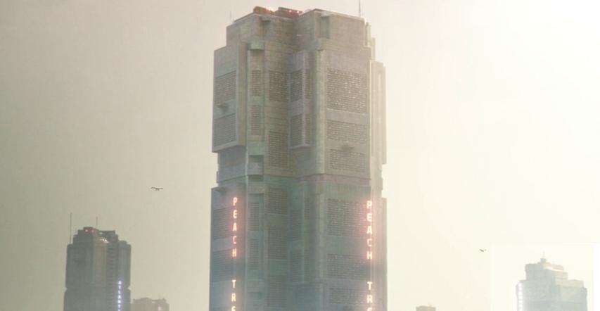 Кадр из фильма «Судья Дредд»