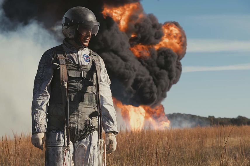 Кадр из фильма «Человек на Луне»