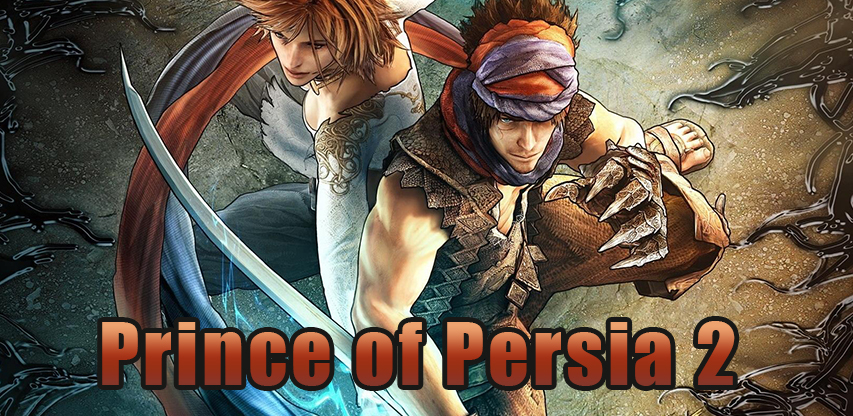 Prince of Persia (2008) 2
