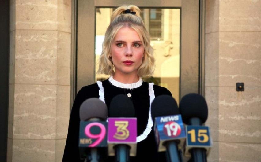 Кадр из сериала «Политик»