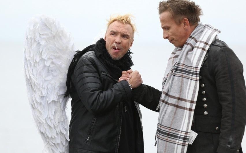 Кадр из фильма «Птица»