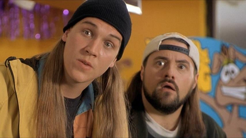 Кадр из фильма «Джек и Молчаливый Боб»