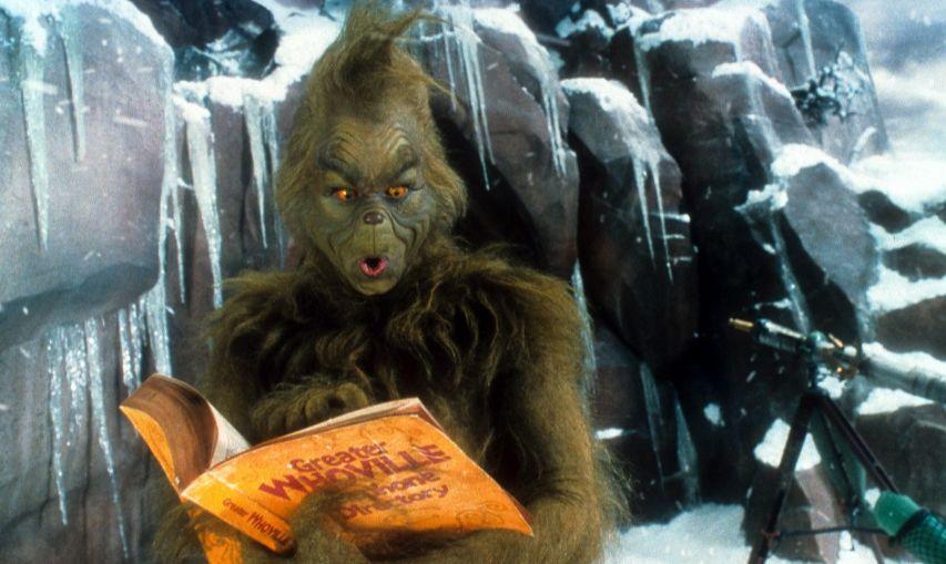 Кадр из фильма «Гринч - похититель Рождества»