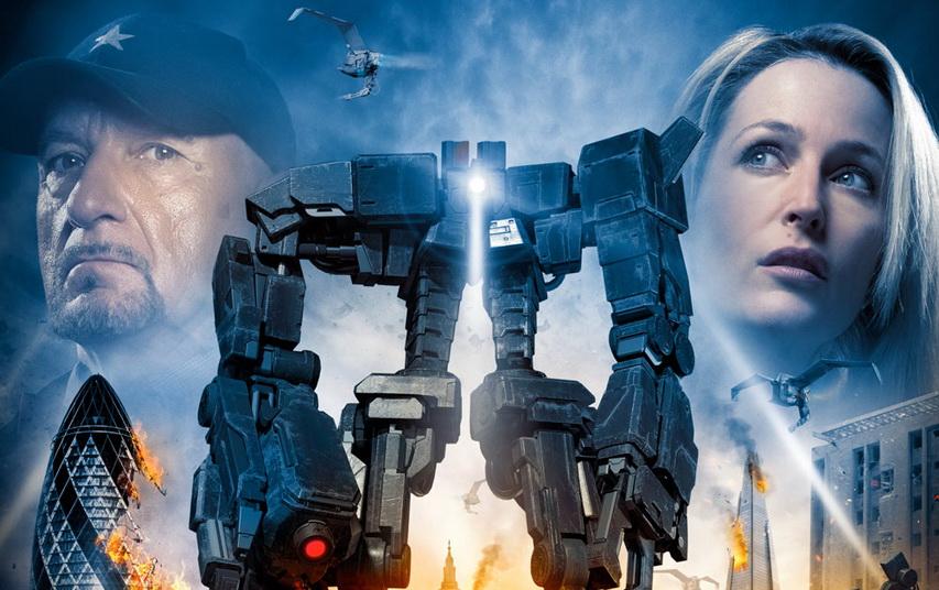 Постер фильма «Железная схватка»
