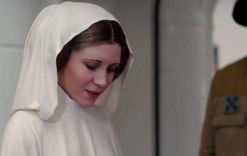 Кадр из фильма «Изгой-Один. Звездные войны. Истории»