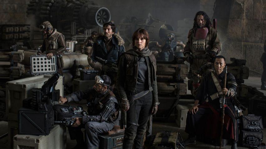 Промо фильма «Звездные войны: Изгой»