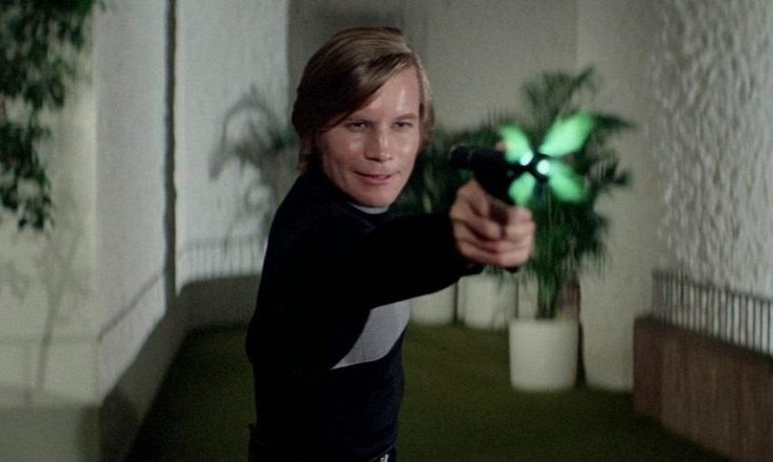 Кадр из фильма «Бегство Логана»