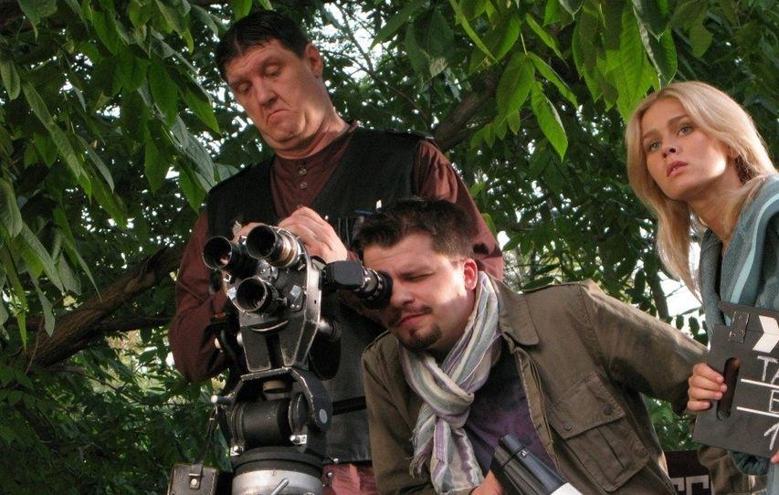 Кадр из фильма «Самый лучший фильм 3-Дэ»
