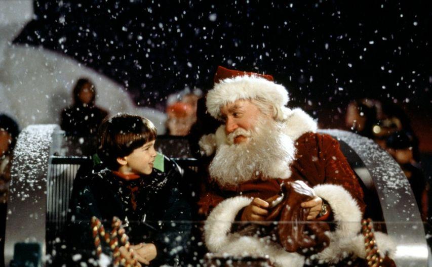 Кадр из фильма «Санта-Клаус»