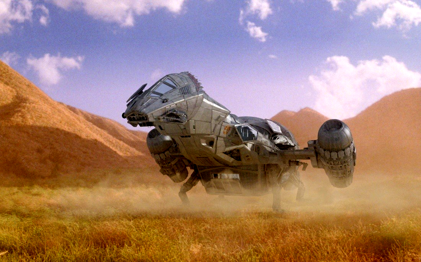 Кадр из фильма «Миссия Серенити»