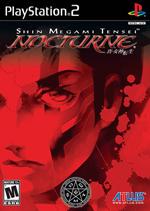 Обложка игры Shin Megami Tensei 3: Nocturne