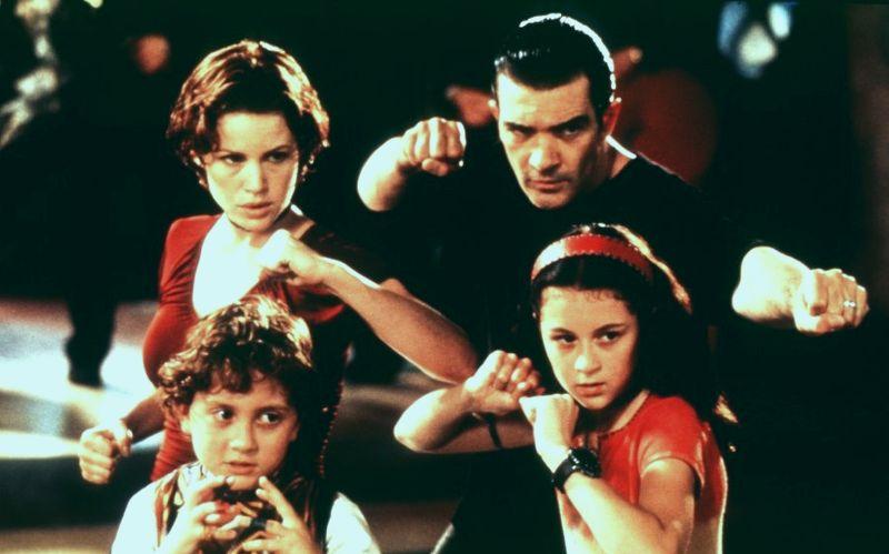 Кадр из фильма «Дети-шпионы»