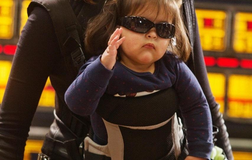 Кадр из фильма «Дети шпионов 4»