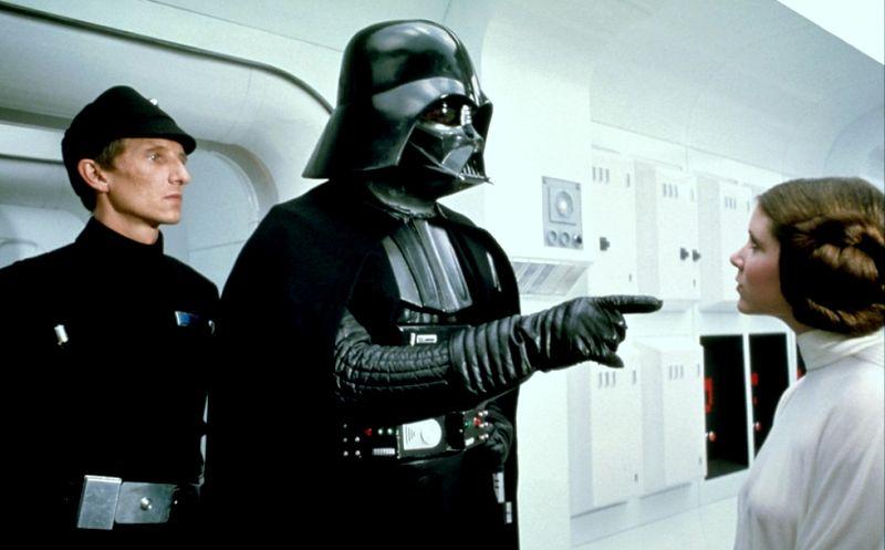 Кадр из фильма «Звездные войны. Эпизод IV. Новая надежда»