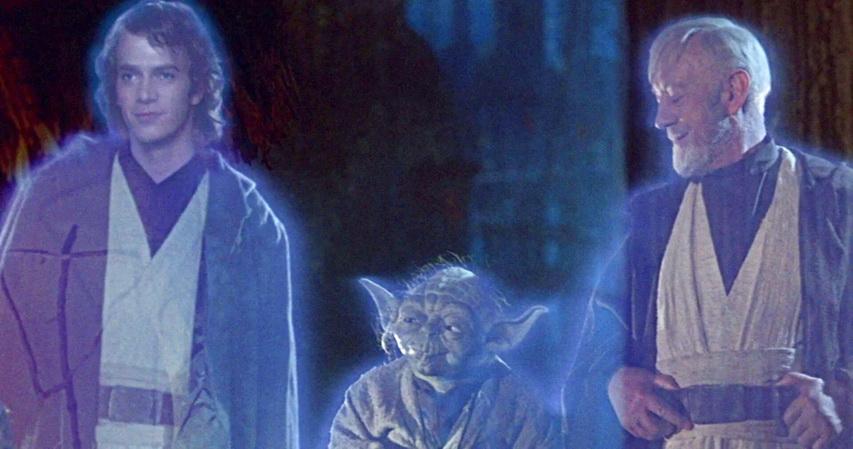 Кадр из фильма «Звездные войны: Месть ситхов»