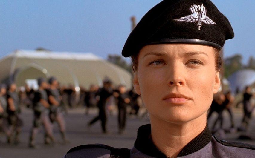 Кадр из фильма «Звездный десант»