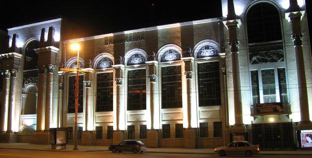 Музей Свердловской государственной академической филармонии. Фото с сайта classicalmusicnews.ru