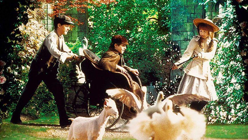 Кадр из фильма «Таинственный сад»