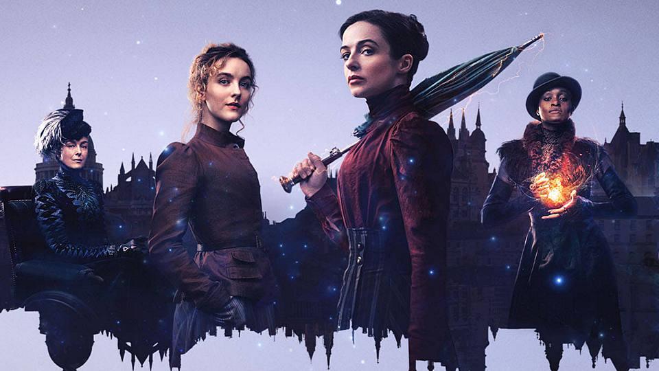 Афиша - премьеры сериалов, весна 2021. Постер сериала The Nevers