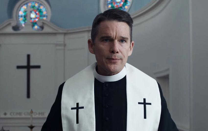 Кадр из фильма «Первая реформаторская церковь»