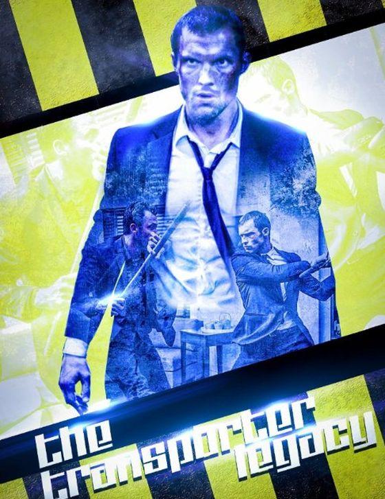 Постер фильма «Перевозчик-4»