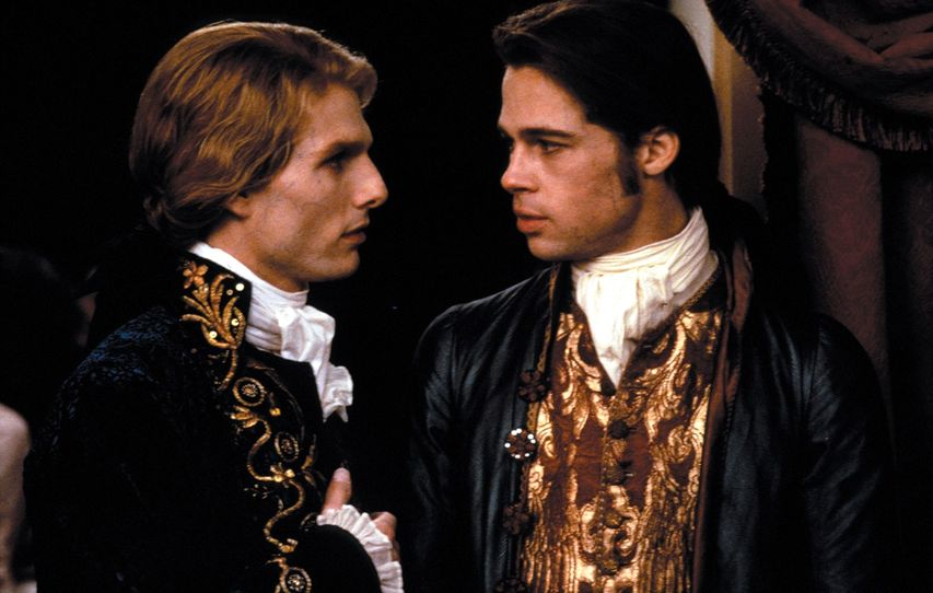 Кадр из фильма «Интервью с вампиром»